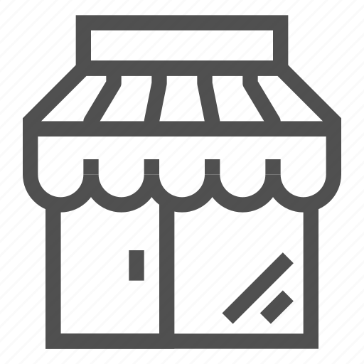 building, magazine, purchases, shop, shopping, store, trade icon