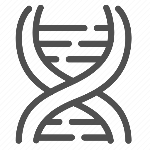 biology, dna, genetic, gmo, medical, modification, spiral icon
