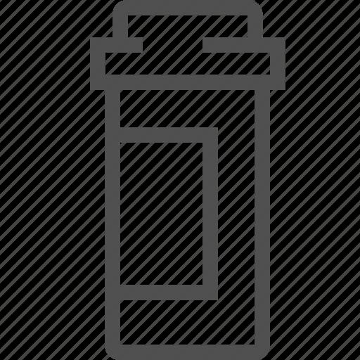 bottle, drug, healthcare, jar, medicine, tablet icon