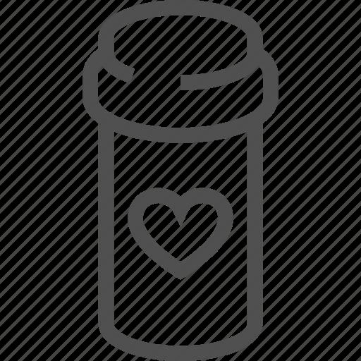 capsule, dose, drug, healthcare, healthy, medicament, vitamin icon