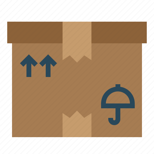 box, buy, check, container, delivering, package, shipping icon