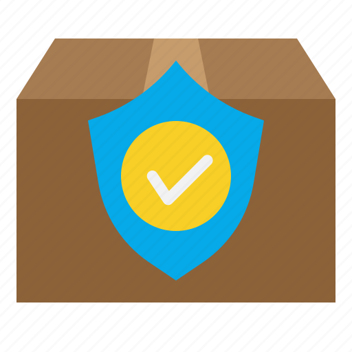 Delivery, guarantee, package, protect, security, service, shipping icon - Download on Iconfinder