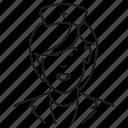 avatar, doctor, medical, nurse, people, profession, woman icon