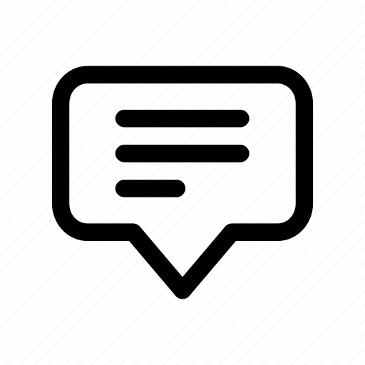 chat, conversation, forum, speak, talk icon