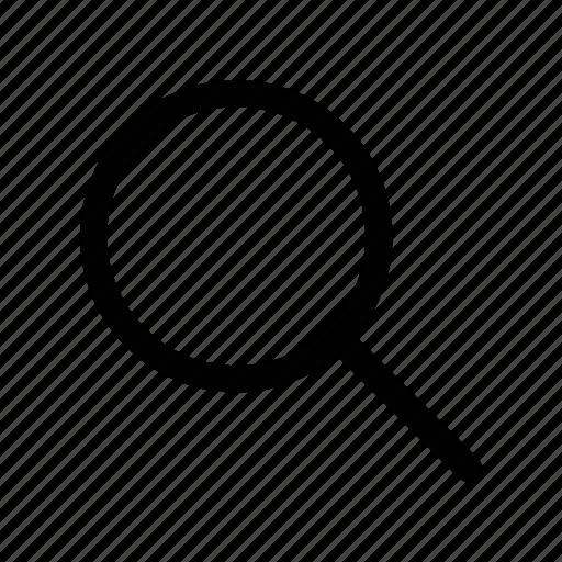 romzicon, search icon