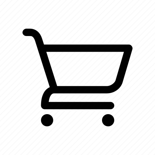 buy, cart, empty, sell, shop icon
