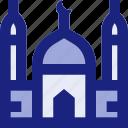 arabic, building, mosque, muslim icon