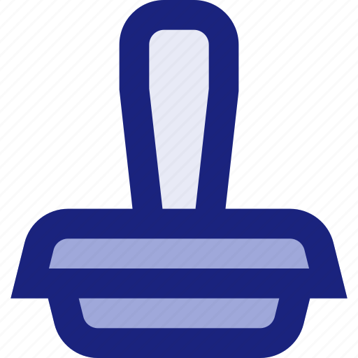 business, finance, office, stamp, stationery icon