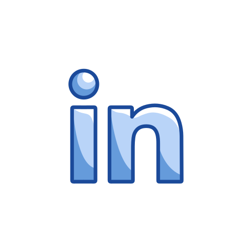 linkedin, linkedin logo, logo, website icon