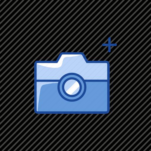 camera, photo, upload, upload photo icon