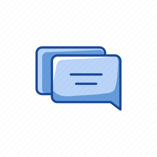 comments, email, inbox, message icon