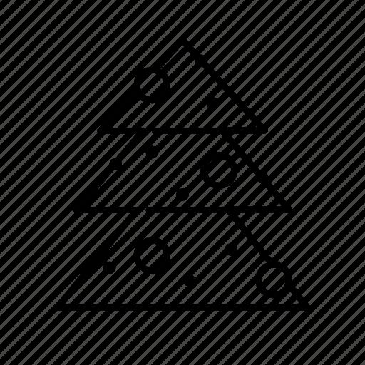 celebration, christmas, decoration, holiday, tree, xmas icon
