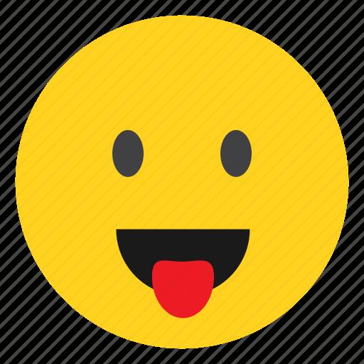 Avater, emoji, emoticon, face, happy, smile icon - Download on Iconfinder