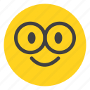 emoticon, face, avater, smile, happy, emoji