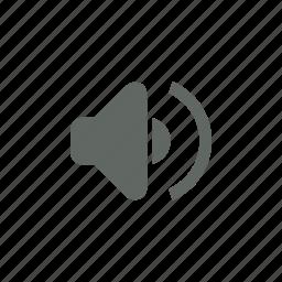 chanel, sound, voice icon