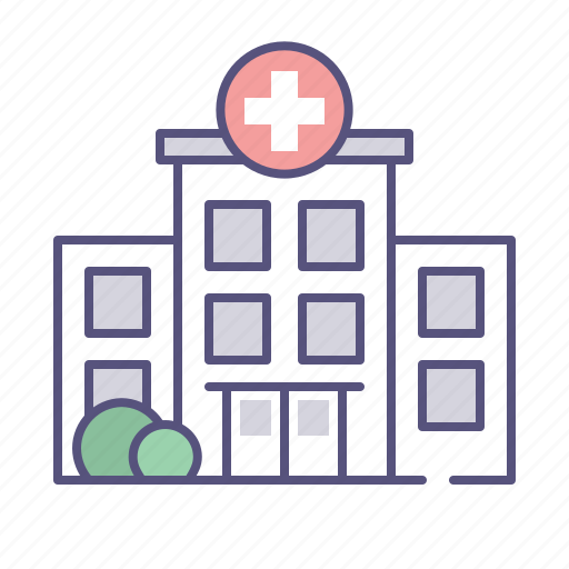 ambulance, building, emergency, health, healthcare, hospital, meadical icon