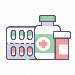 drugs, healthcare, jar, pill, pills, pillule, treatment icon