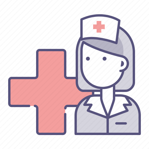 ambulance, assistant, doctor, hospital, nurse icon