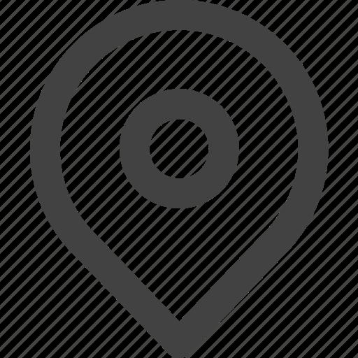 geography, location, locator, pin icon