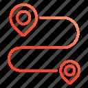 bullseye, focus, goal, location, target
