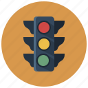 city, location, navigation, street, traffc lights, traffic, traffic light icon