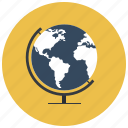 earth, globe, globe map, map, navigation, world icon