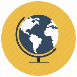 earth, globe, globe map, map, navigation, world icon