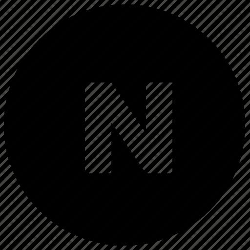 direction, location, north icon