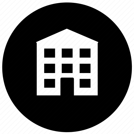 hotel, hotel location icon