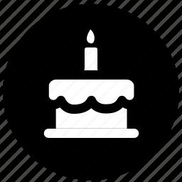 cake shop, cake shop location icon