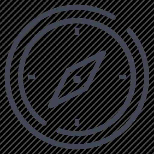 compass, device, equipment icon