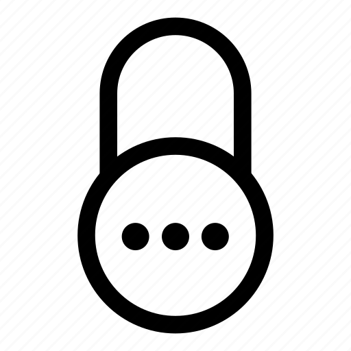 firewall, internet, key, lock, locked, password, security icon