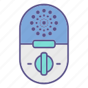 lock, locks, padlock, protection, security, smart, sound icon