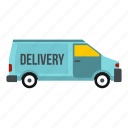 car, cargo, delivery, transport, truck, van, vehicle
