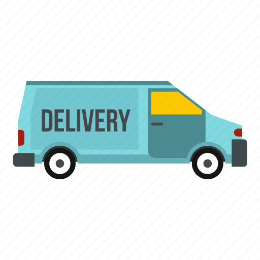 car, cargo, delivery, transport, truck, van, vehicle icon