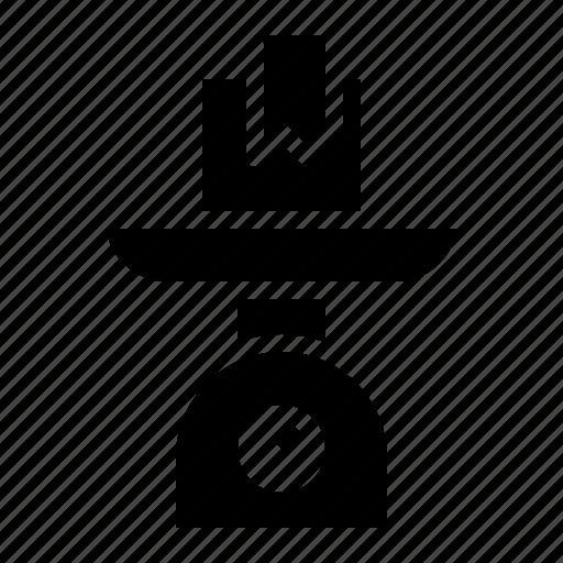 balance, measurement, measuring, utensils, weights icon