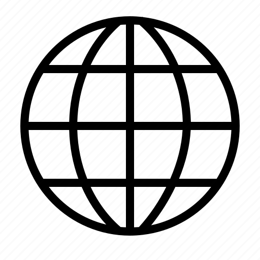 globe, globel, international, logistic, transport, travel, world icon