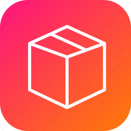 box, delivery, logistic, pack, package, parcel, shipping icon