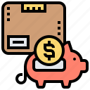 cheap, cost, price, promotion, saving icon