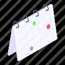 schedule, appointment, reminder, calendar, agenda