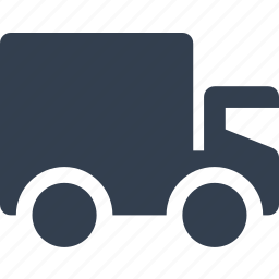 car, delivery, distribution, logistic, service, shipping, tent, transport, transportation icon