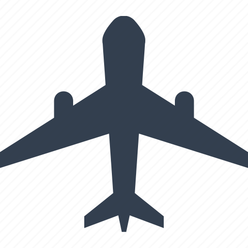 air, airplane, delivery, flight, fly, logistic, plane, service, ship, shipping, transport, transportation, travel icon