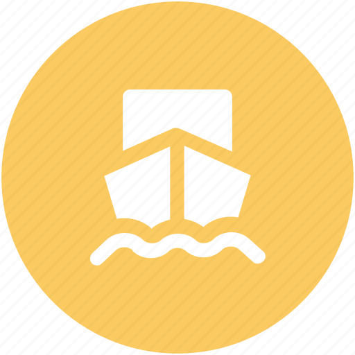 boat, cruise, luxury cruise, sailing vessel, ship, shipment, shipping icon