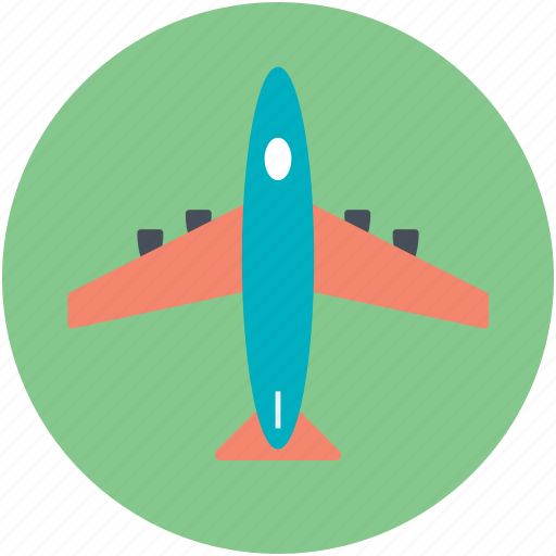Aeroplane, airliner, airplane, flight, plane icon - Download on Iconfinder