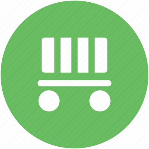 cargo train, freight train, locomotive, railway transport, railway wagon, shipment, shipping icon