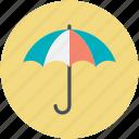raining, weather, umbrella, rain protection, rainy weather