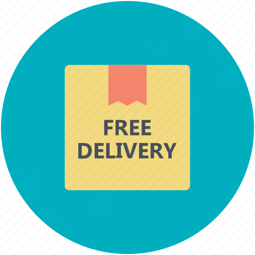cargo, delivery pack, free delivery, freight, shipping icon