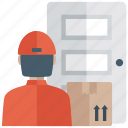 cargo, delivery package, delivery services, home delivery, parcel, parcel delivery icon