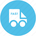 delivery car, delivery van, distribution, fast delivery, hatchback, van, vehicle