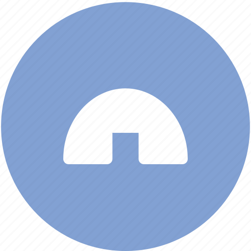 passage, passageway, subway, travel, tunnel, underground track, underpass icon